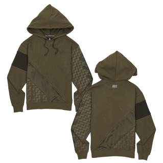 VOLTAGE PO HOODIE FIELD SURPLUS MULTI
