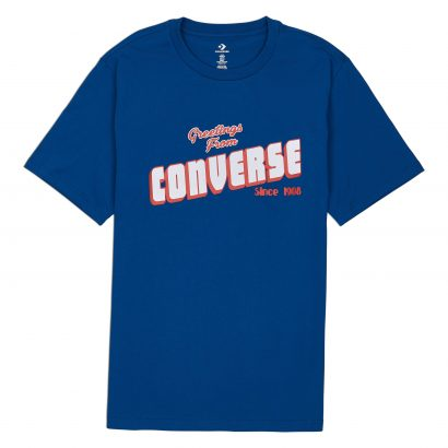 CONVERSE GREETINGS SS TEE
