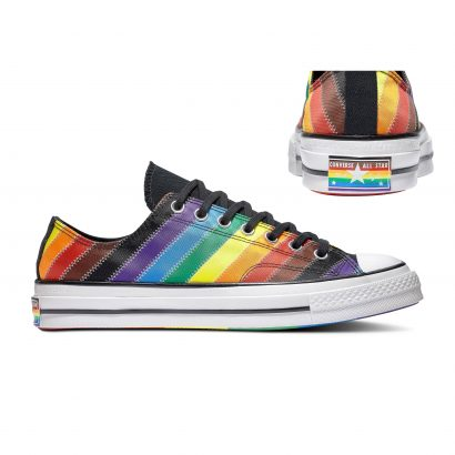 CHUCK 70 PRIDE FLAG STRIPED