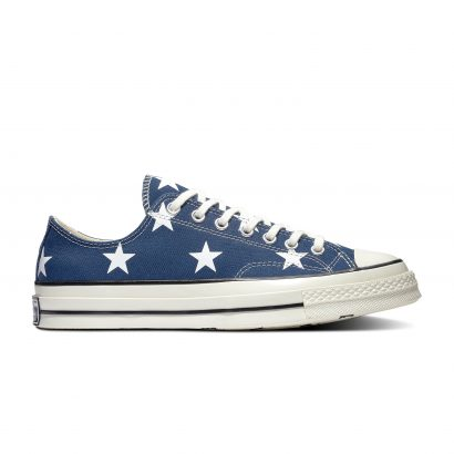 CHUCK 70 ARCHIVE STAR PRINT