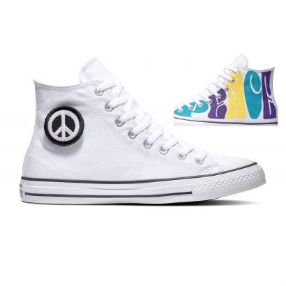 CHUCK TAYLOR ALL STAR PEACE POWERED