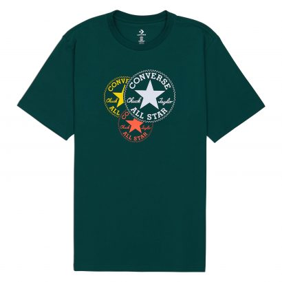 CONVERSE TRIPLE CHUCK PATCH SS TEE